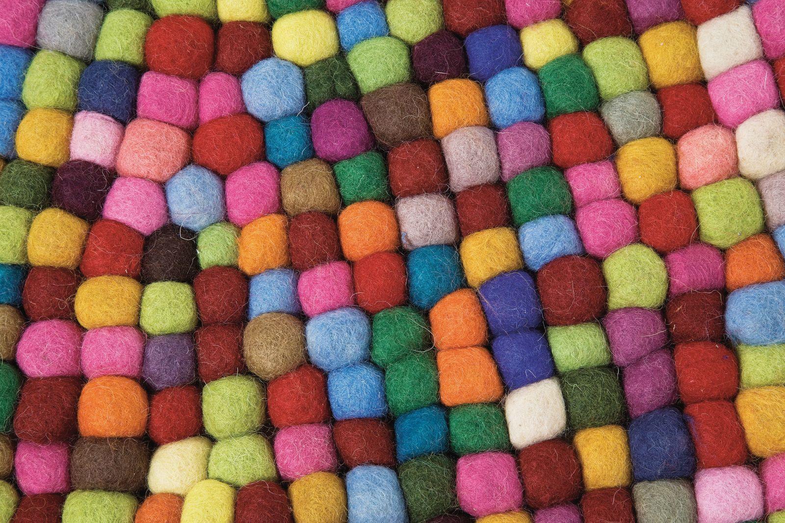 Дизайнерские натуральные шерстяные ковры ручной работы